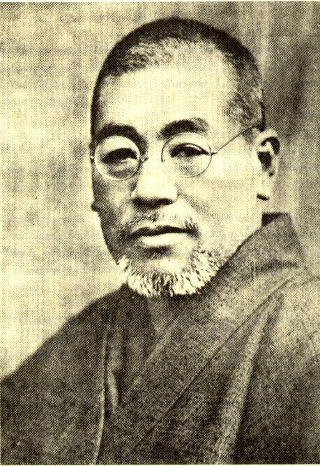 The founder of Usui Reiki, Mikao Usui