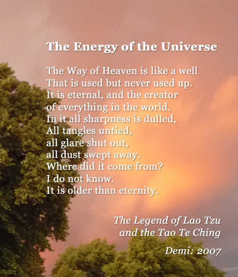 The Energy of the Universe
