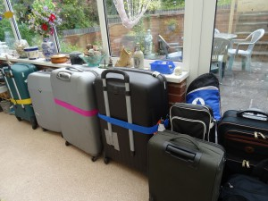 Past masters at packing